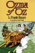 Ozma of Oz (Oz Series #03) Cover