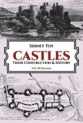 Castles: Their Construction and History (Dover Books on Architecture) Cover