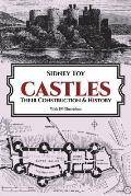 Castles: Their Construction and History (Dover Books on Architecture)