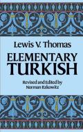 Elementary Turkish Cover