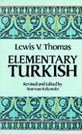 Elementary Turkish (Rev 86 Edition)