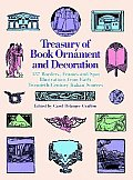 Treasury of Book Ornament & Decoration 537 Borders Frames & Spot Illustrations from Early Twentieth Century Italian Sources