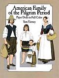 American Family of the Pilgrim Period Cover