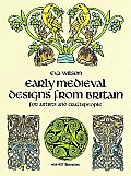 Early Medieval Designs From Britain