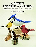 Carving Favorite Songbirds Patterns & In