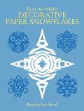 Easy To Make Decorative Paper Snowflakes
