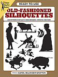 Ready-To-Use Old-Fashioned Silhouettes