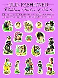 Old-Fashioned Children Stickers and Seals: 68 Full-Color Pressure-Sensitive Designs (Stickers)