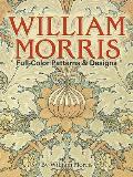 William Morris Full-Color Patterns and Designs