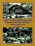 "Craftsman Bungalows: 59 Homes from ""The Craftsman"""