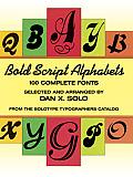 Bold Script Alphabets 100 Complete Fonts