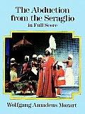 Abduction from the Seraglio in Full Score
