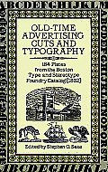 Old Time Advertising Cuts & Typography