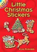 Little Christmas Stickers