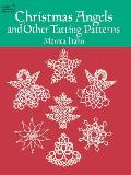 Christmas Angels and Other Tatting Patterns (Dover Needlework) Cover