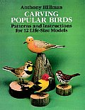 Carving Popular Birds: Patterns and Instructions for 12 Life-Size Models