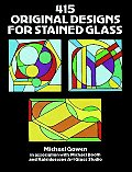 415 Original Designs for Stained Glass