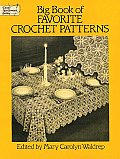 Big Book of Favorite Crochet Patterns (Dover Needlework) Cover
