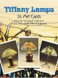 Tiffany Lamps Cards (Card Books)