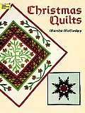Christmas Quilts (Dover Needlework) Cover