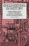 Engineering in History (Dover Books on Engineering) Cover