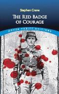 Red Badge Of Courage Dover Thrift
