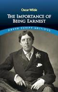 The Importance of Being Earnest (Dover Thrift Editions) Cover