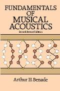 Fundamentals of Musical Acoustics 2ND Edition