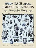 3800 Early Advertising Cuts Deberny Type
