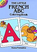The Little French ABC Coloring Book