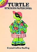 Turtle Sticker Paper Doll (Dover Little Activity Books)