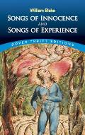 Songs of Innocence and Songs of Experience (Dover Thrift Editions) Cover