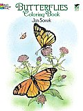 Butterflies Coloring Book (Wonders of Nature)