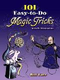 101 Easy-To-Do Magic Tricks Cover