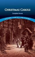 Christmas Carols: Complete Verses (Dover Books on Literature & Drama)