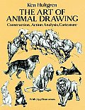 Art of Animal Drawing : Construction, Action Analysis, Caricature (93 Edition)