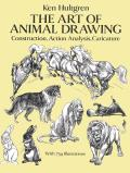 The Art of Animal Drawing (Dover Art Instruction)
