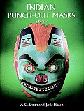 Indian Punch Out Masks
