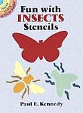 Fun With Insects Stencils