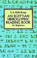 Egyptian Hieroglyphic Reading Book For B