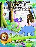 Create Your Own Jungle Sticker Picture