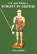 Cut & Make A Knight In Armor Paper Model