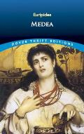 Medea (Dover Thrift Editions) Cover