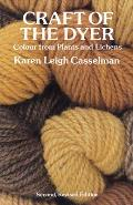 Craft of the Dyer: Colour from Plants and Lichens Cover