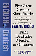 Five Great German Short Stories A Dual Language Book