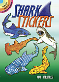 Shark Stickers (Dover Little Activity Books)