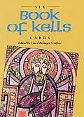Six Book of Kells Cards (Small-Format Card Books)