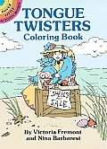 Tongue Twisters Coloring Book (Dover Little Activity Books)