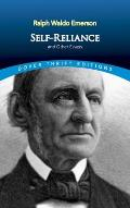 Self-Reliance, and Other Essays (Dover Thrift Editions)