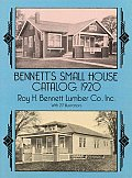 Bennetts Small House Catalog 1920